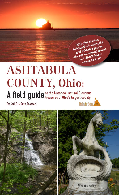 Ashtabula County A Field Guide The Feather Cottage