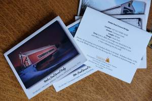 Covered Bridge note cards