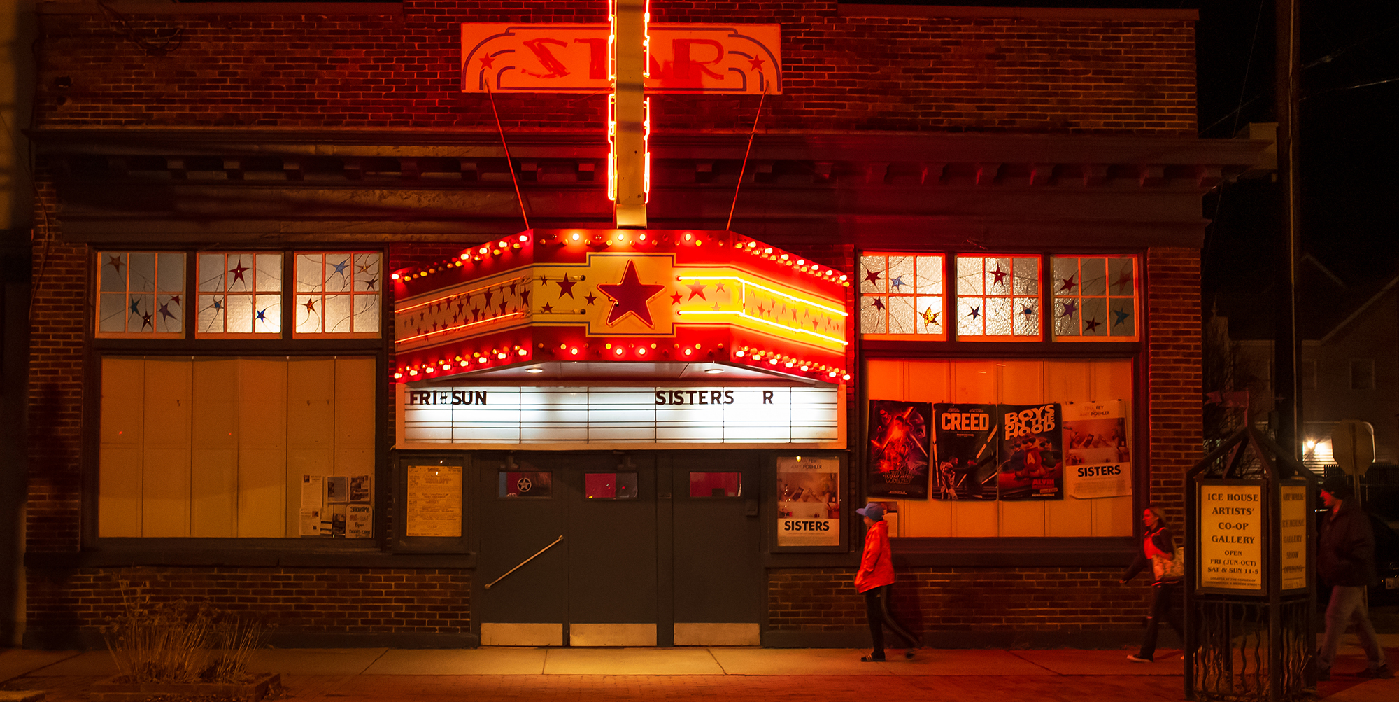 Goldenseal theater